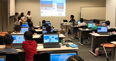 防府市でプログラミング教室も開催安心の実績!